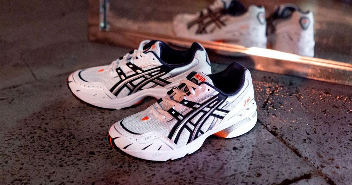ASICS รองเท้ากีฬา รองเท้าวิ่ง