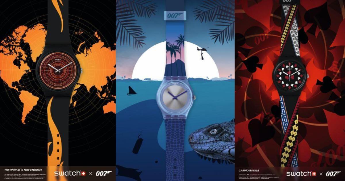 swatch นาฬิกา