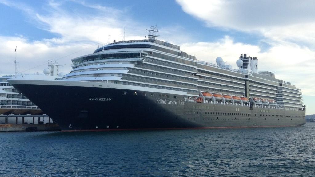 กัมพูชา เรือสำราญ MS Westerdam