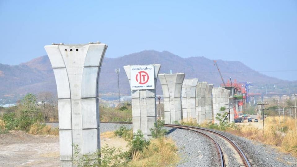 การรถไฟแห่งประเทศไทย ข่าวสดวันนี้ รถไฟรางคู่