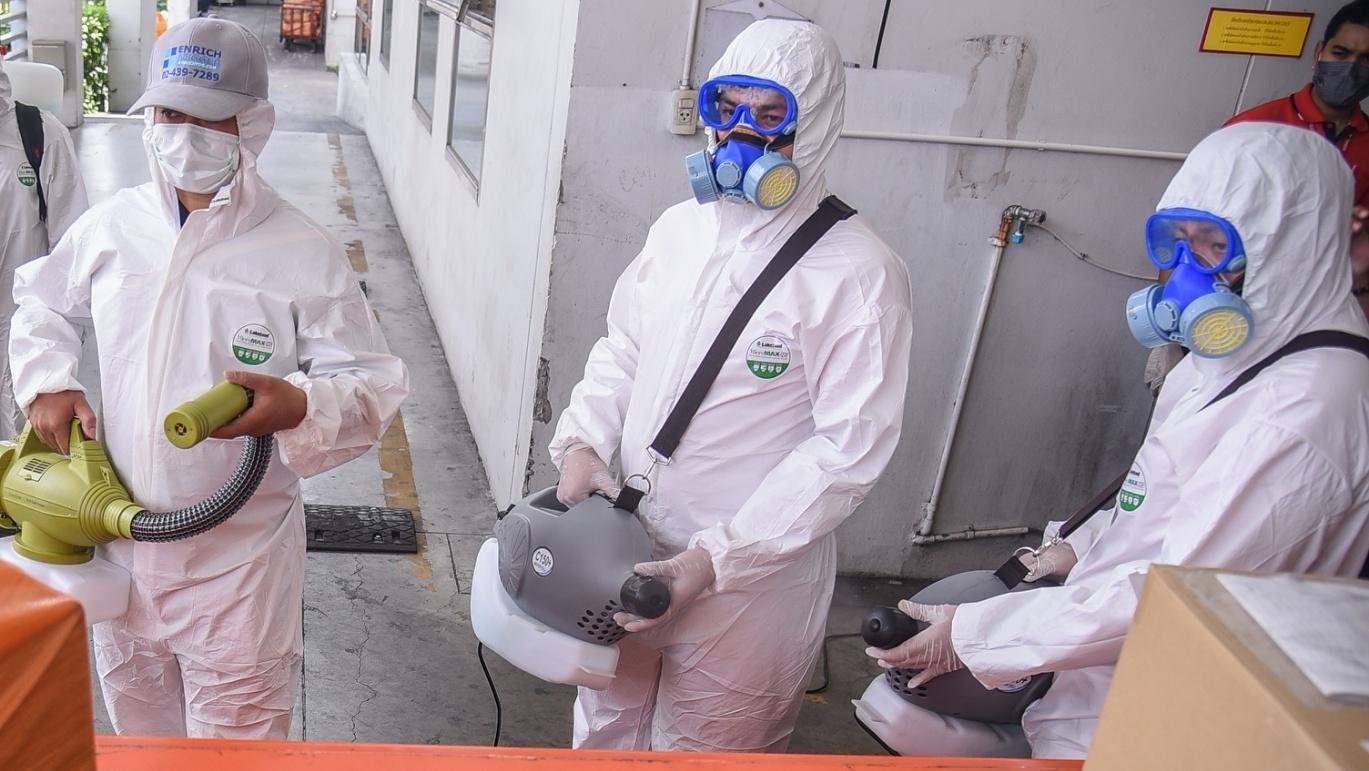 ข่าวสดวันนี้ มหาวทิยาลัยเกษตรศาสตร์ ไวรัสโควิด-19 ไวรัสโคโรนา