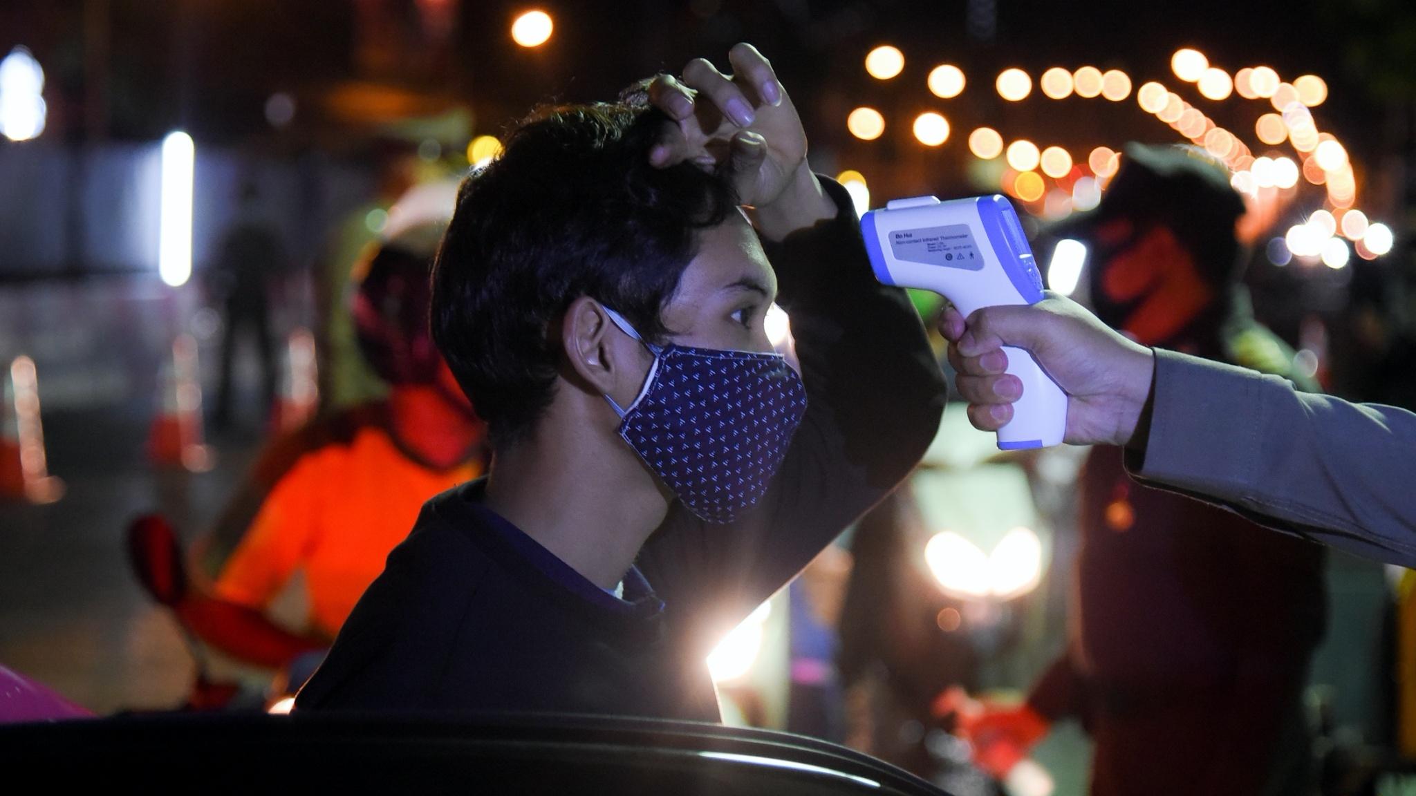 ข่าวจังหวัดนนทบุรี ข่าวสดวันนี้ ไวรัสโควิด-19 ไวรัสโคโรนา