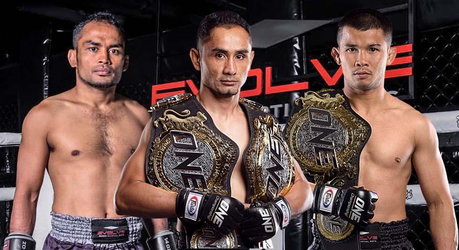 ONE Championship มวยสากล มวยไทย ศิลปะการต่อสู้