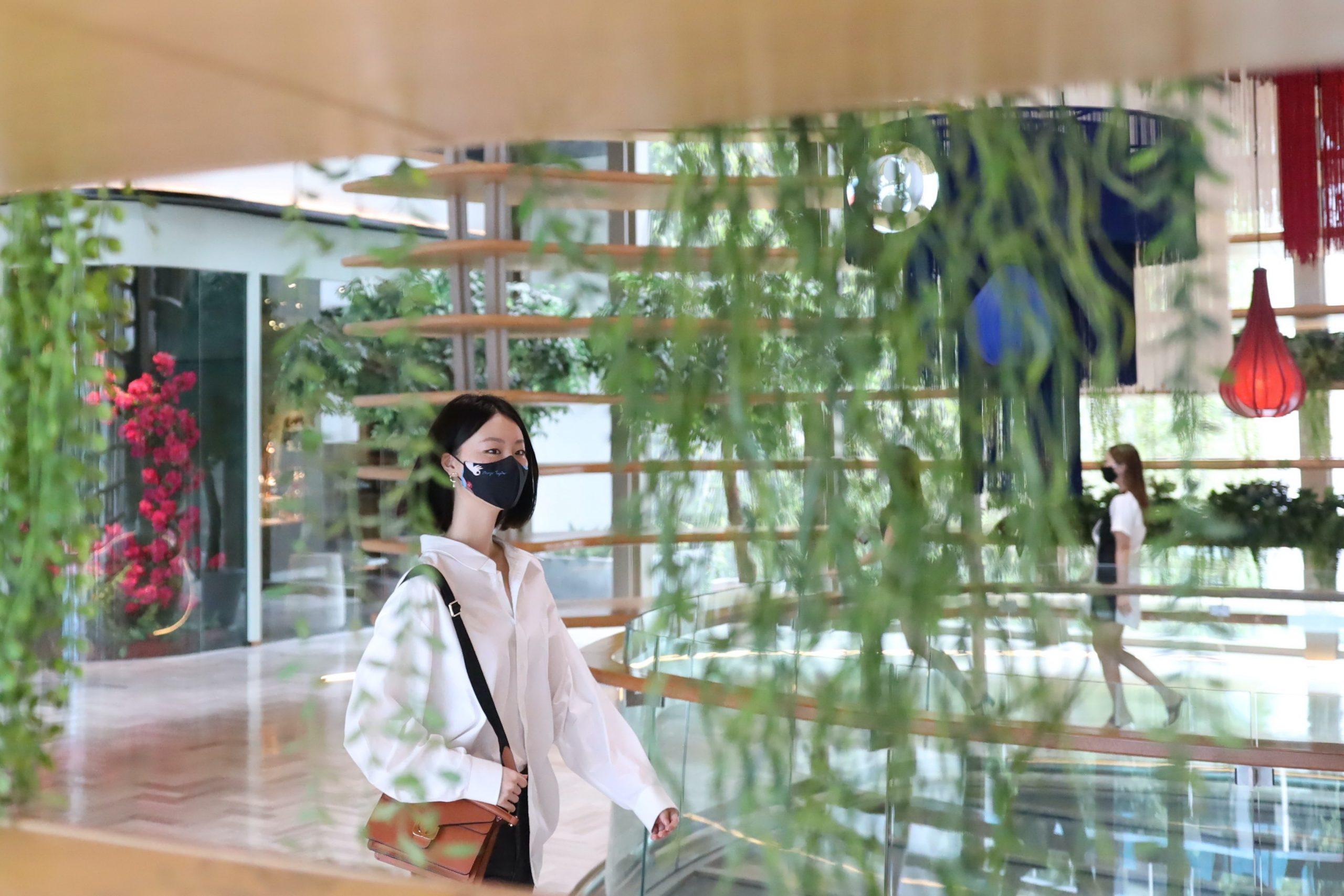 ห้างสรรพสินค้า เกษรวิลเลจ โควิด-19