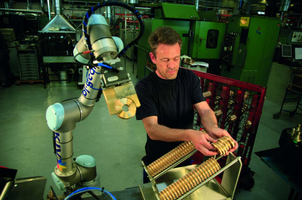 Artificial Intelligence Universal Robots โรบอท