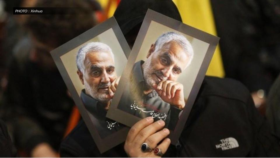CIA ฆ่าสายลับสหรัฐ หน่วยข่าวกรองสหรัฐ อิหร่าน
