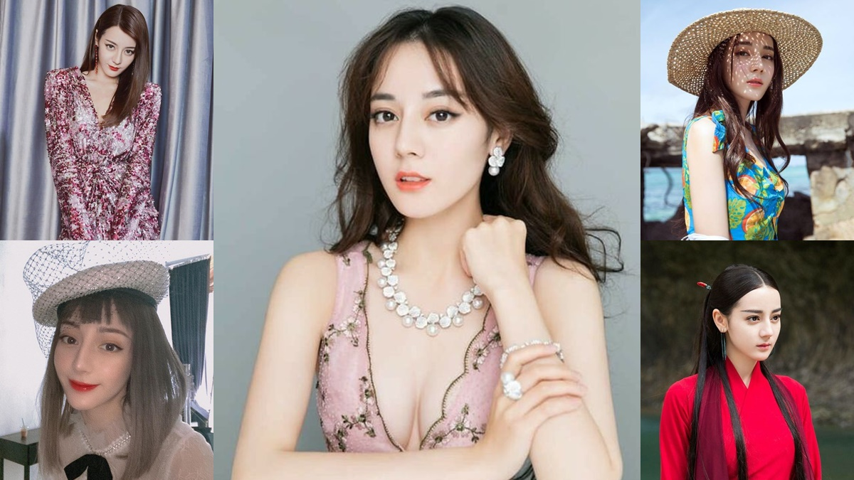 ตี๋ลี่เร่อปา นักแสดงจีน