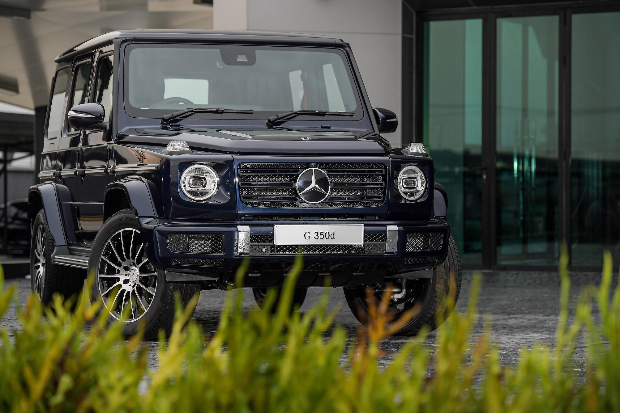 Mercedes-Benz ออฟโรด