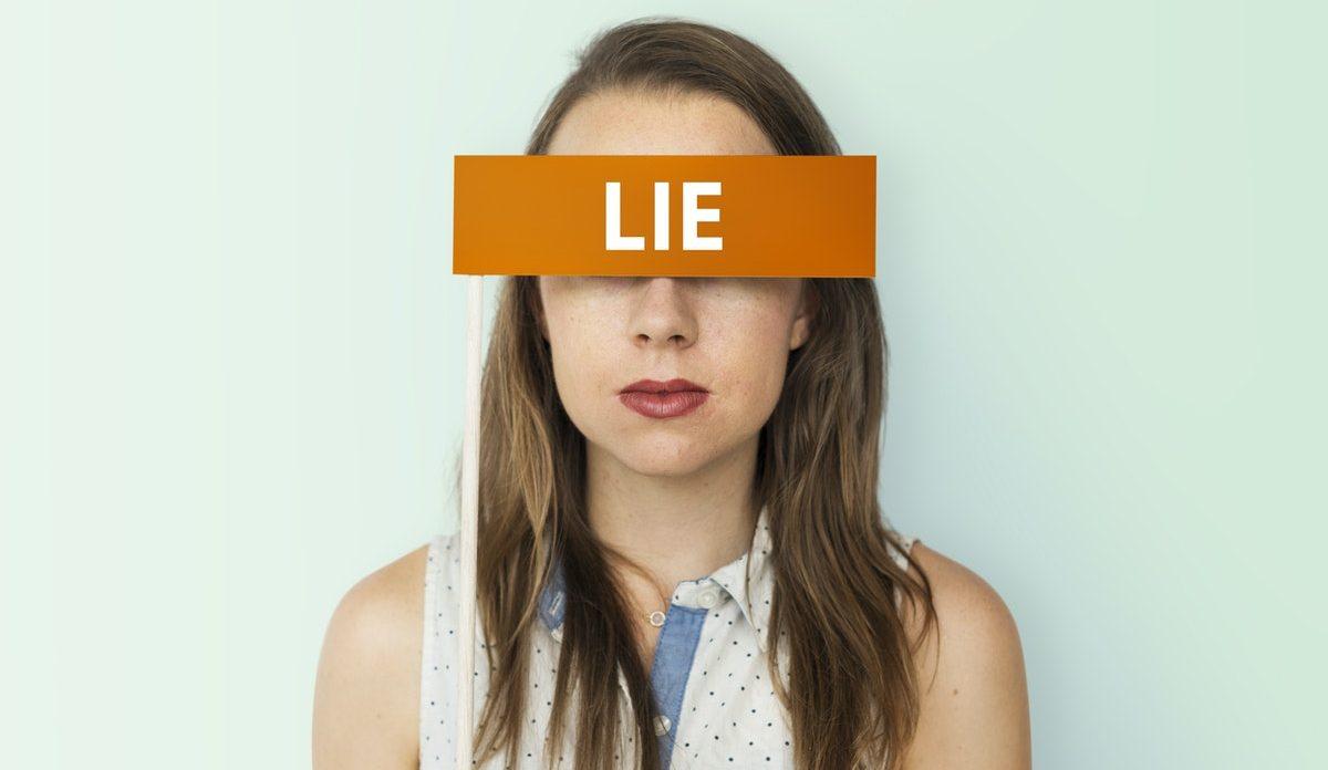 จิตวิทยา โกหก