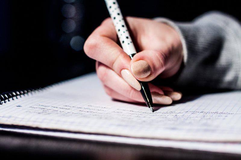 ภาษาไทย เขียนเรียงความ เทคนิคการเรียน