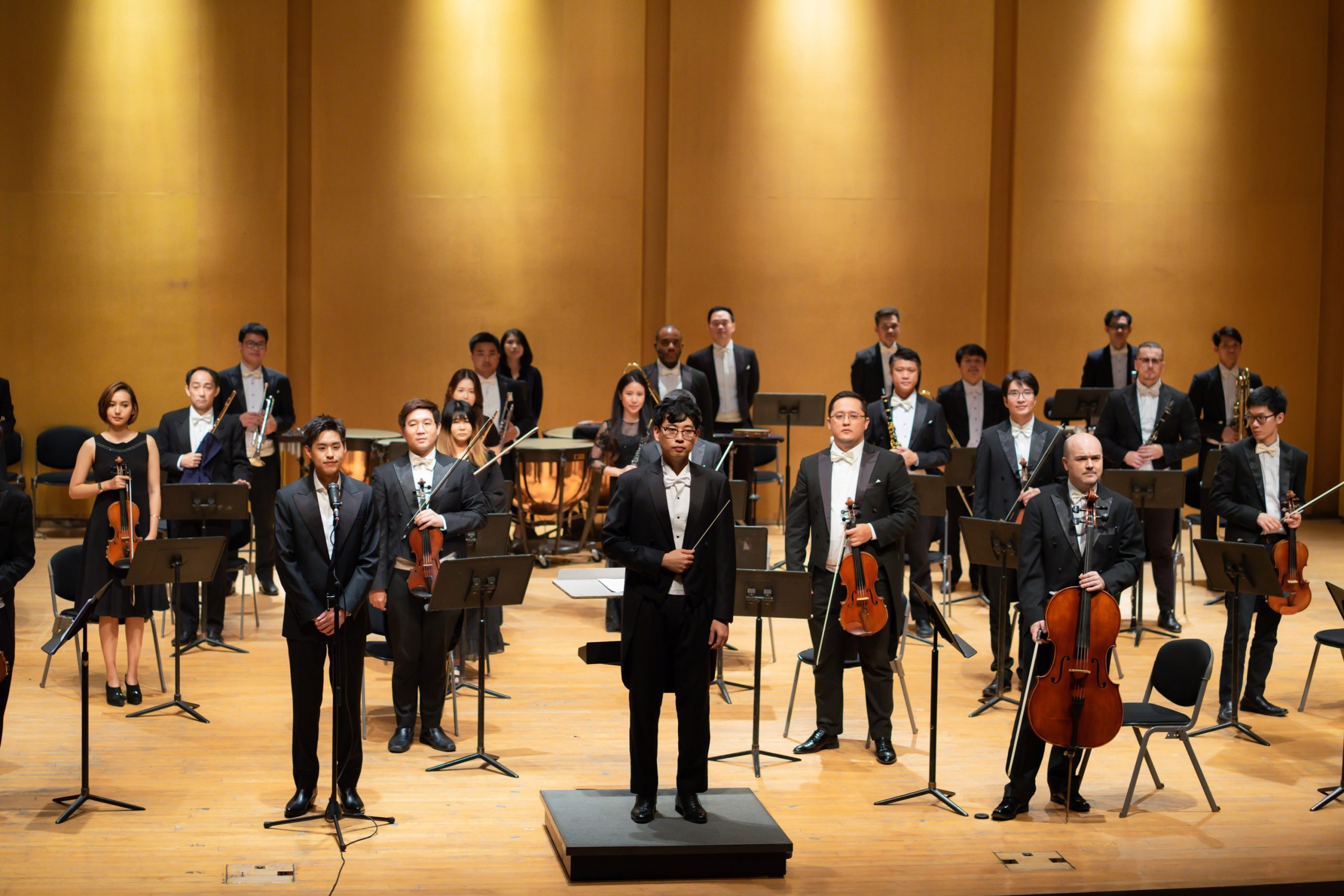 Mahidol College of Music Music Heals 2020 งานดนตรี