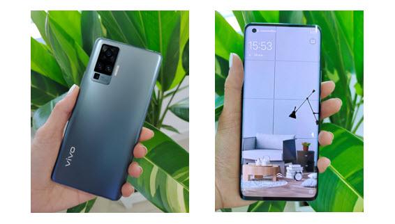 smartphones Vivo X50Pro วีโว่ สมาร์ตโฟน