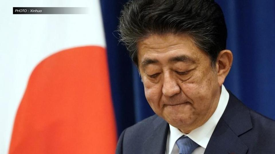 ชินโซ อาเบะ นายกรัฐมนตรีญี่ปุ่น