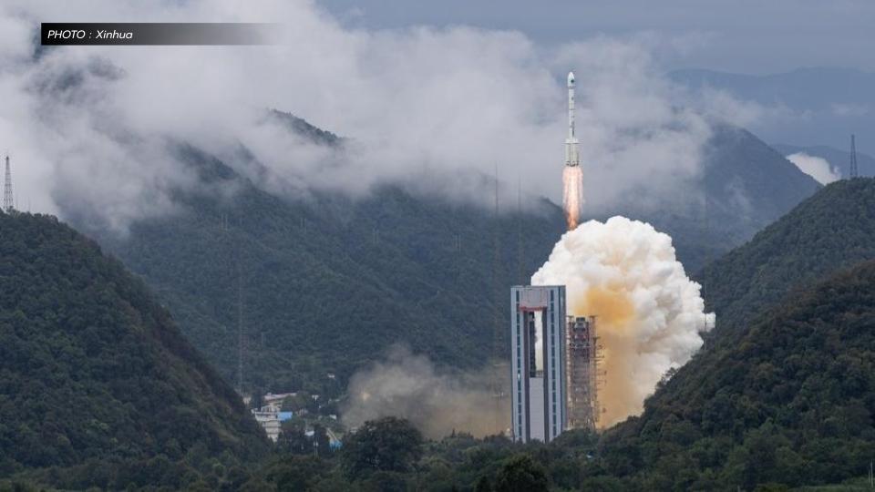 ดาวเทียมจีน ดาวเทียมเป่ยโต่ว ระบบ BDS-3