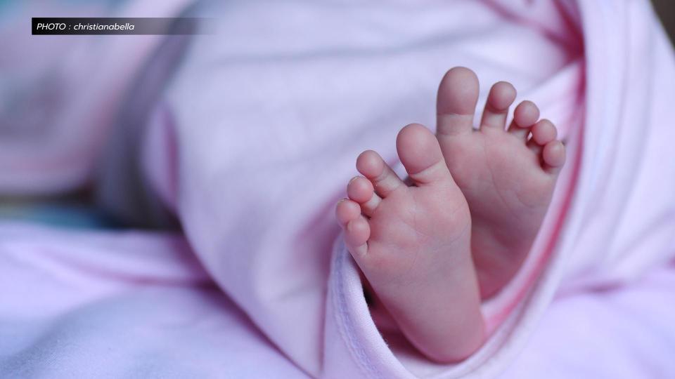 ทารกติดโควิด ทารกสวีเดน โควิด-19