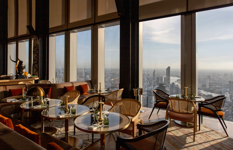 KingPowerMahanaKhon Mahanakhon Bangkok SkyBar