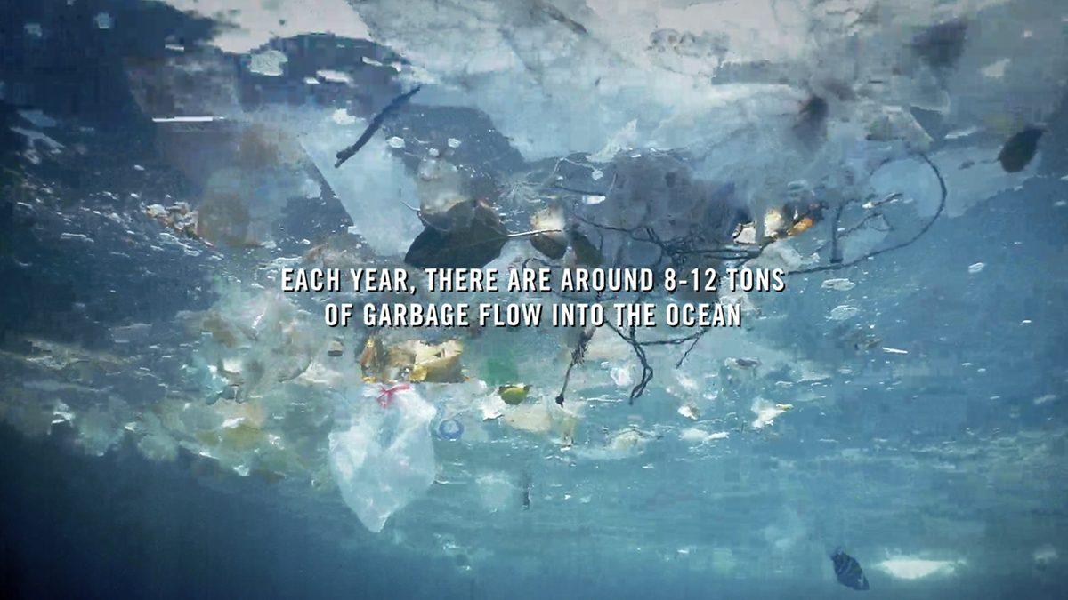 SAVEBOARD ขยะ ทะเล พลาสติก