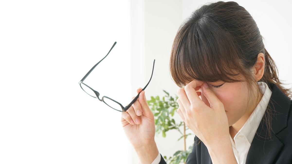 Computer Vision Syndrome สายตาสั้น สุขภาพ สุขภาพดวงตา