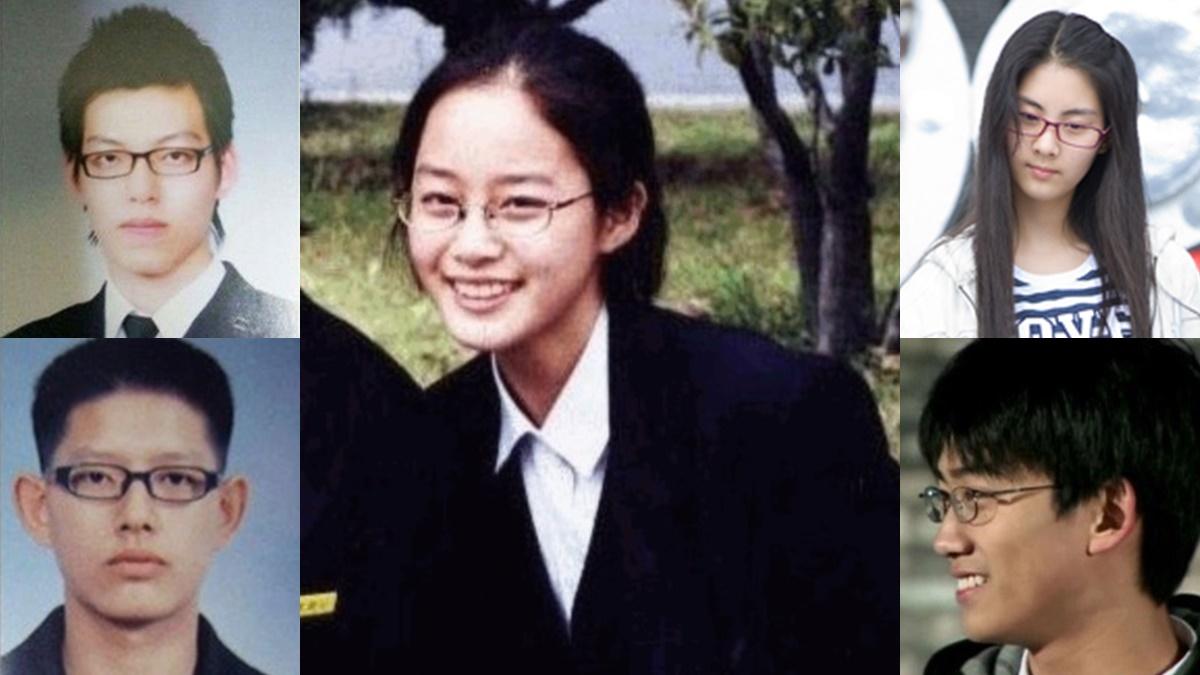 ดาราเกาหลี ย้อนวัยใส ศิลปินเกาหลี
