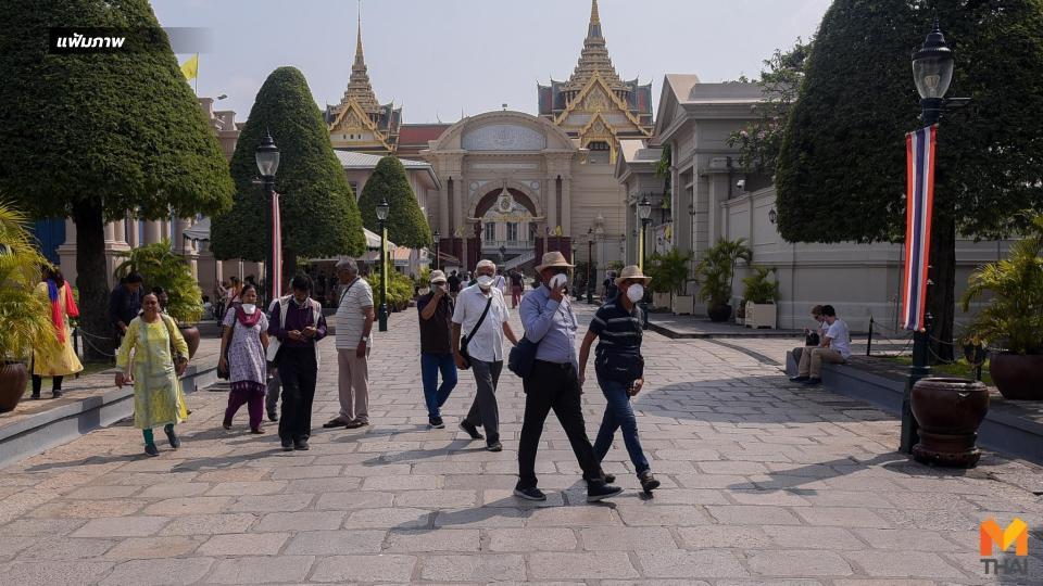 นักท่องเที่ยวจีน เปิดประเทศ เมืองกวางโจว
