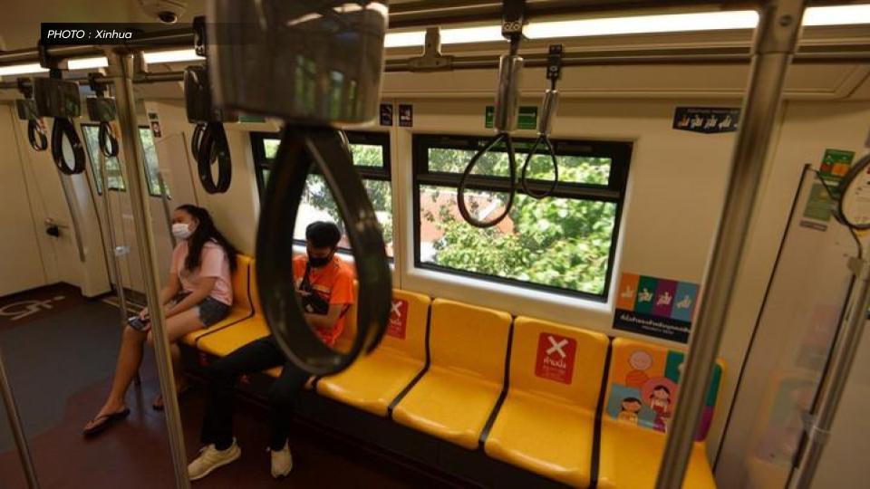 รถไฟขับเคลื่อนไร้มนุษย์ รถไฟฟ้า