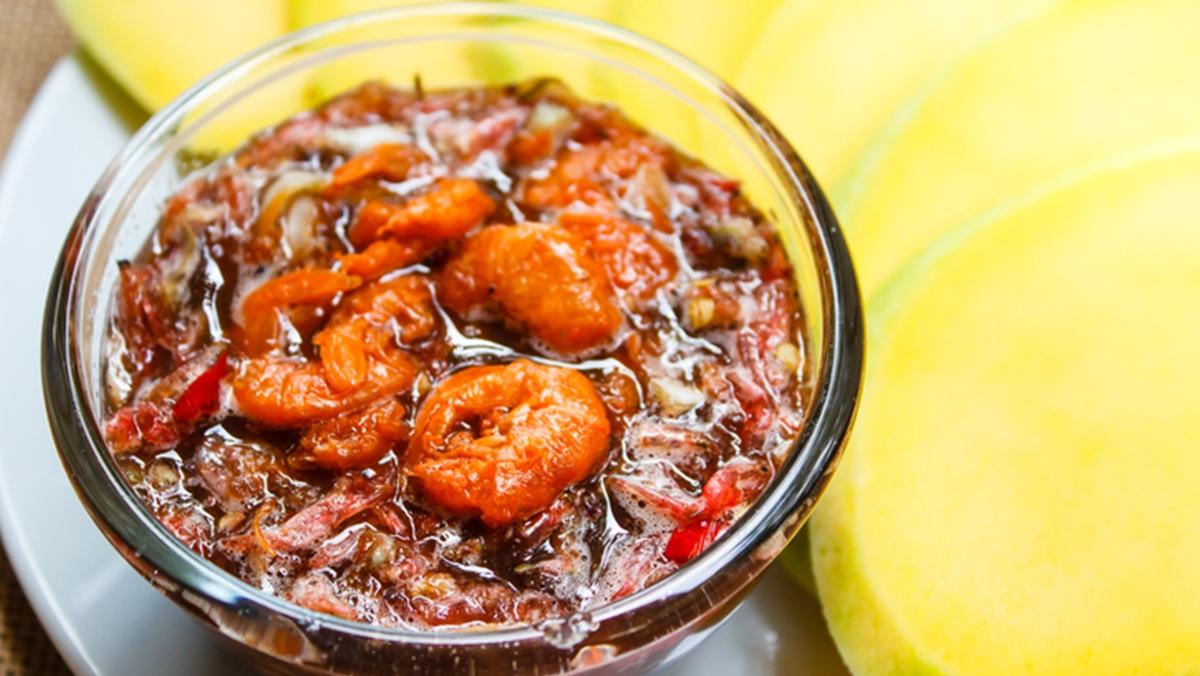 food มะม่วงน้ำปลาหวาน สูตรอาหาร