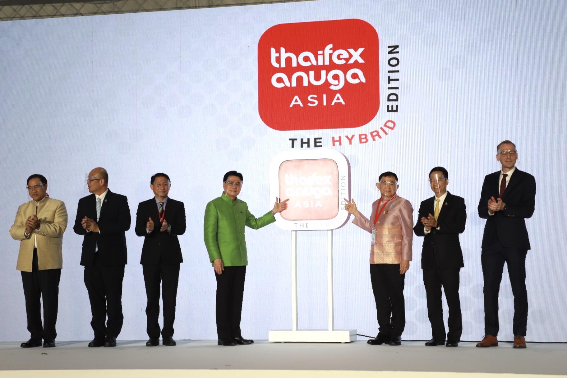 THAIFEX–ANUGAASIA2020 กระทรวงพาณิชย์ อาหารไทย โควิด-19