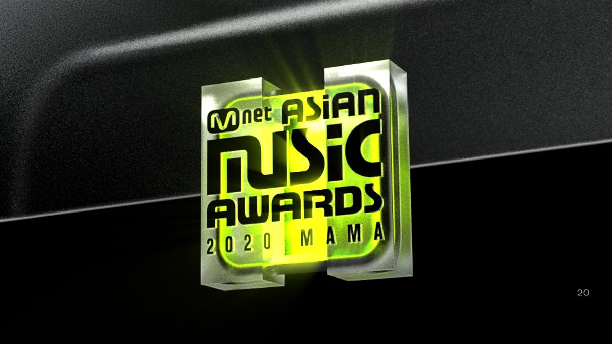 2020 MAMA K-POP ศิลปินเกาหลี