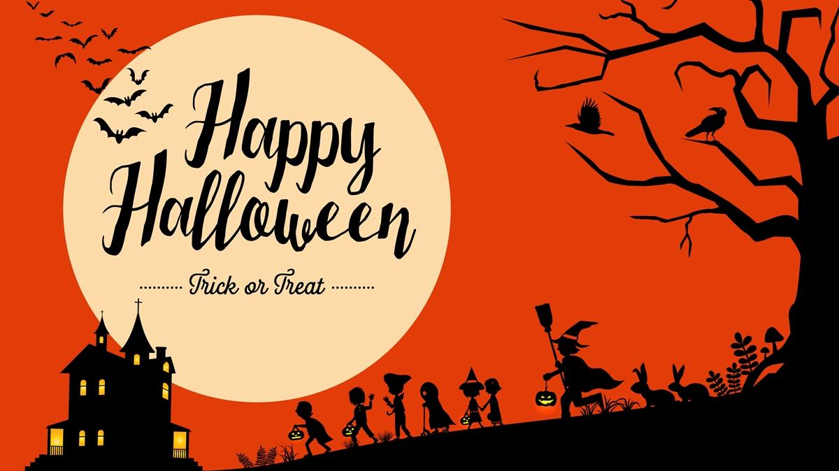 Halloween Day คำศัพท์ภาษาอังกฤษ วันฮาโลวีน