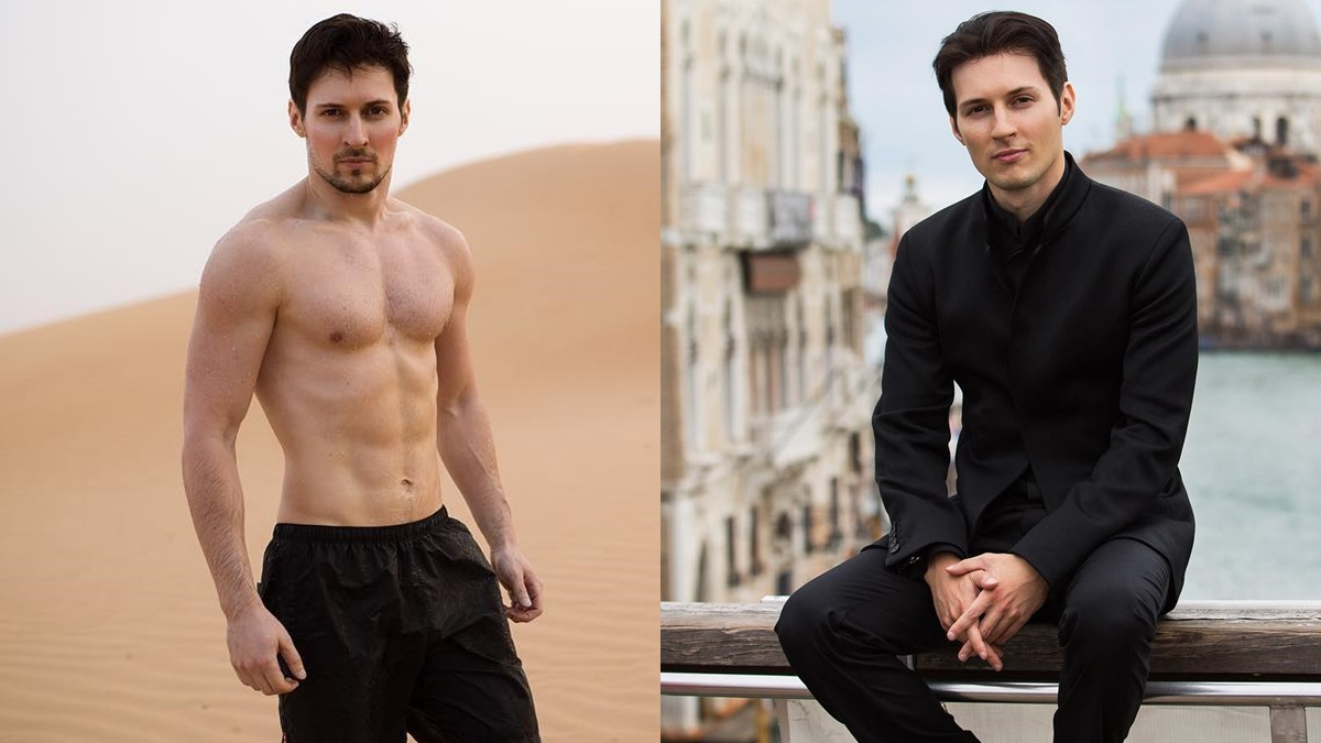Pavel Durov มหาเศรษฐีโลก หนุ่มหล่อ เจ้าพ่อไอที