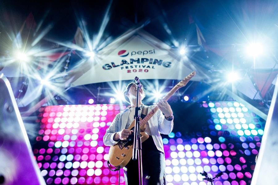 Pepsi Presents Glamping Festival 2020 หัวหิน