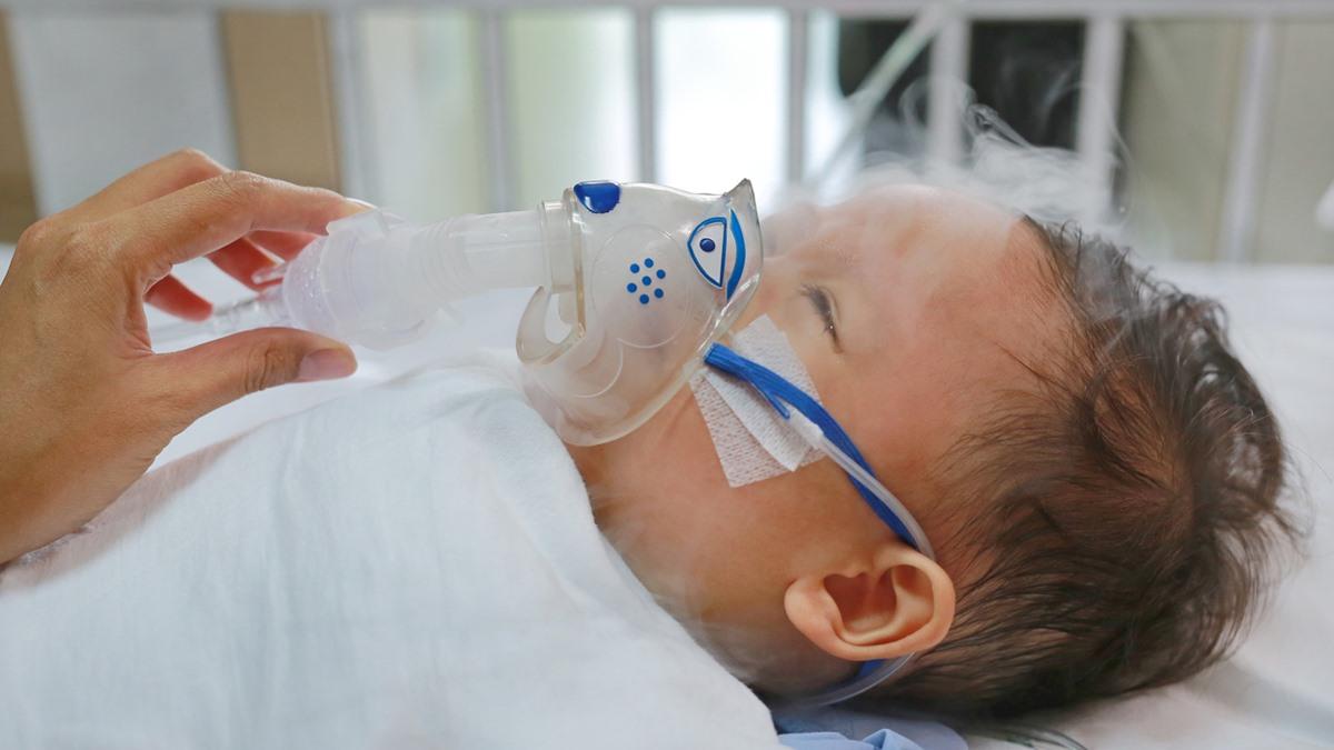RSV ปอดอักเสบ โรคระบาดในเด็ก โรคในเด็ก ไข้หวัดใหญ่ ไวรัส RSV