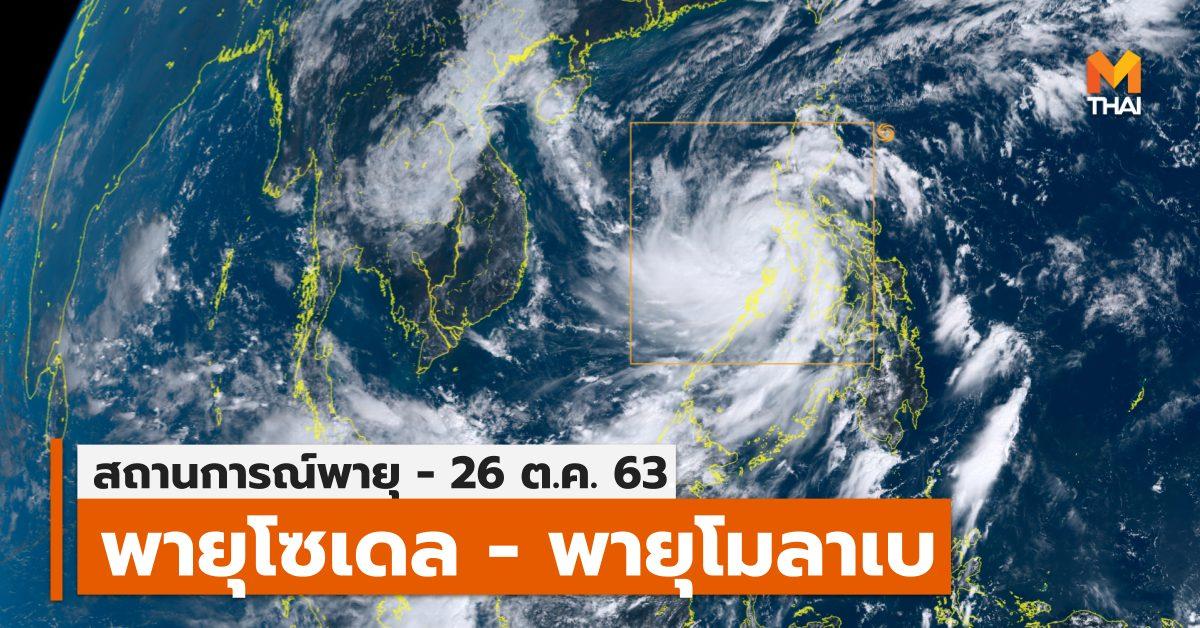 พายุโซเดล พายุโมลาเบ