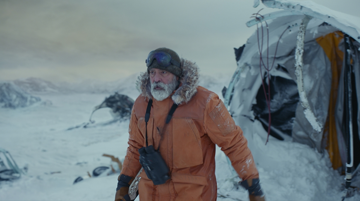จอร์จ คลูนีย์ ภาพยนตร์ต่างประเทศ