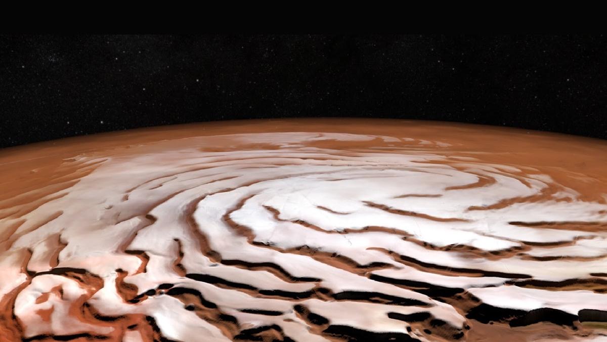 NARIT สถาบันวิจัยดาราศาสตร์แห่งชาติ ดาราศาสตร์ ดาวอังคาร