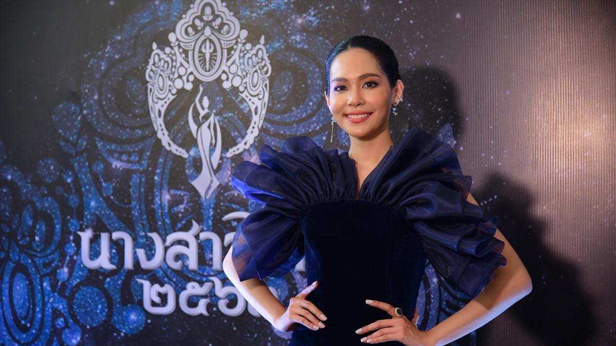 นางสาวไทย บิ๊นท์ สิรีธร ประกวดนางงาม ประกวดนางสาวไทย สิรีธร ลีห์อร่ามวัฒน์