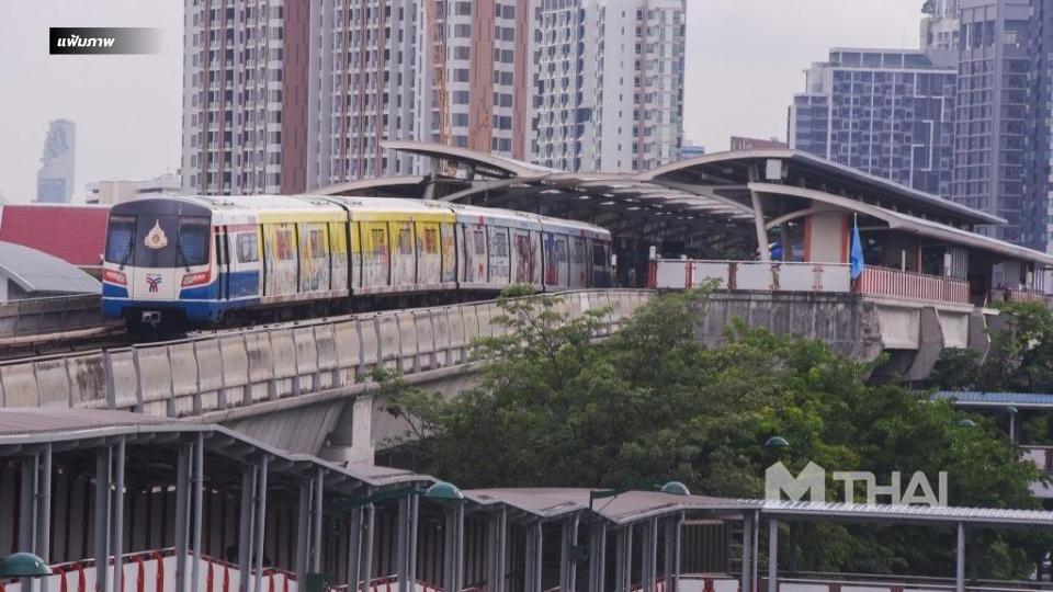 กรุงเทพมหานคร รถไฟฟ้า รถไฟฟ้าสายสีเขียว