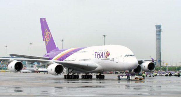 การบินไทย ทัวร์เอื้องหลวง บิน 99 วัด เที่ยวบินสายบุญ