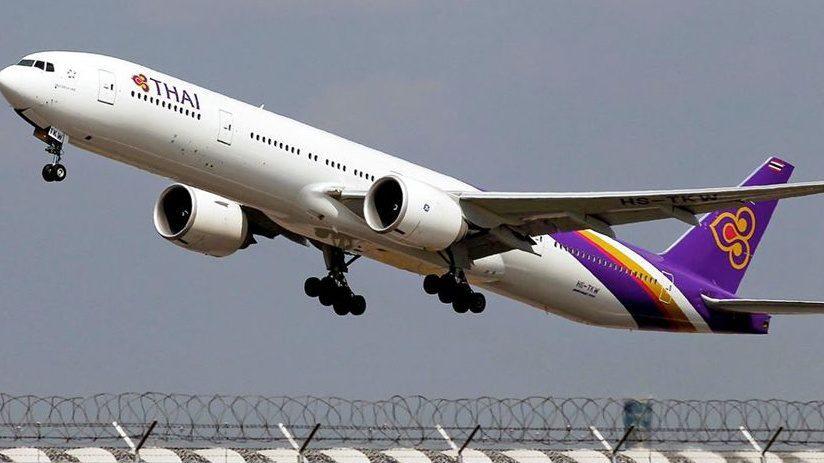การบินไทย ขายเครื่องบิน