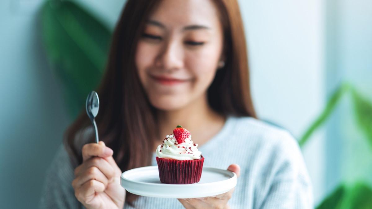 กินขนมหวาน กินขนมหวานลดน้ำหนัก คุมน้ำตาล เบิร์นแคลอรี่ แคลอรี่