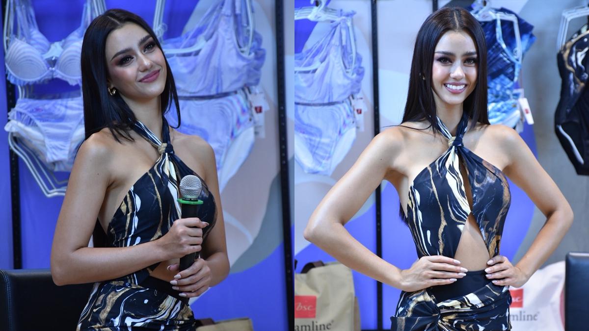 Miss Universe Thailand Miss Universe Thailand 2020 อแมนด้า ออบดัม