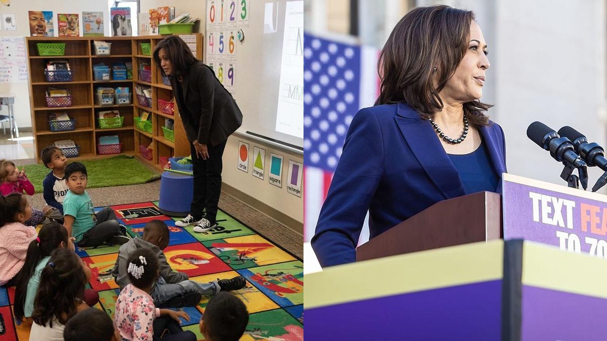 Kamala Harris กมลา แฮร์ริส นักการเมืองหญิง ผู้หญิงเก่ง