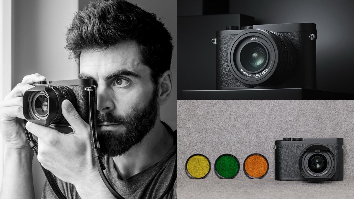 Leica Leica Q2 Monochrom กล้องคอมแพค