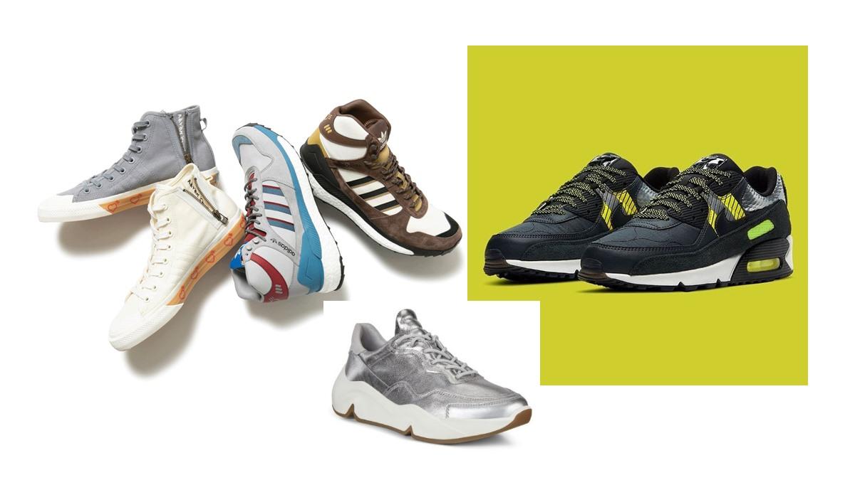 รองเท้าผ้าใบ รองเท้าสนีกเกอร์ สนีกเกอร์ แฟชั่นรองเท้า แฟชั่นสนีกเกอร์