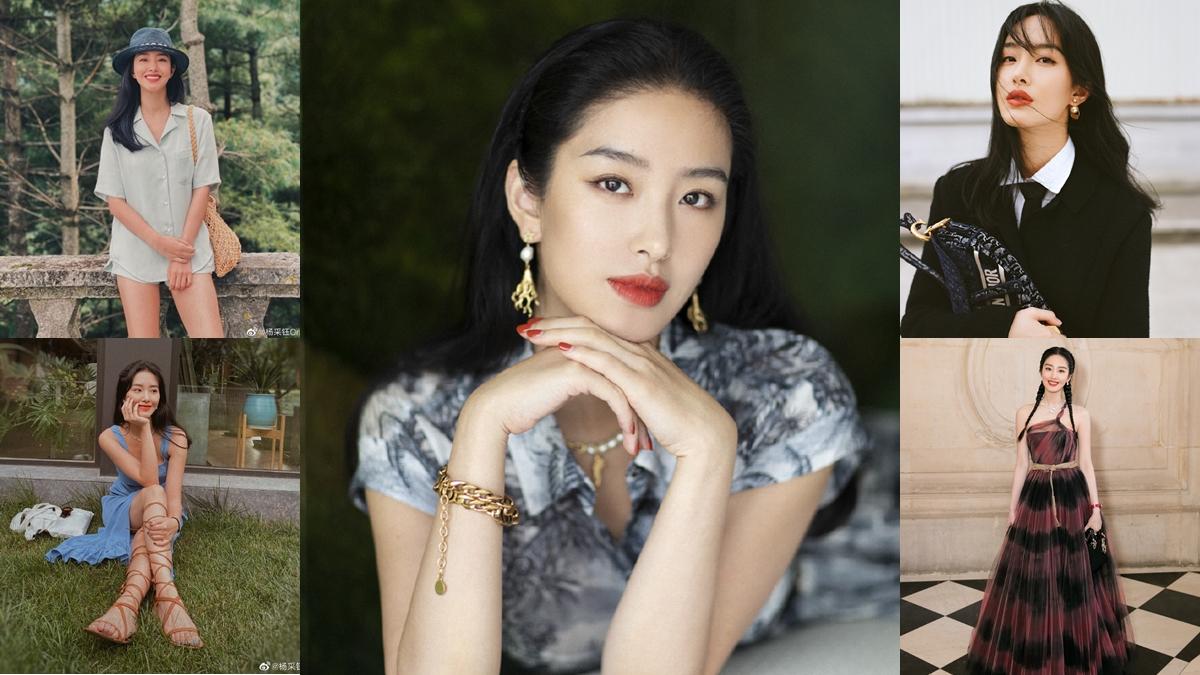 ดาราจีน ประวัติดารา ผู้หญิงไทยโกอินเตอร์ หยางไฉ่อวี้ อรพรรณ สายทอง
