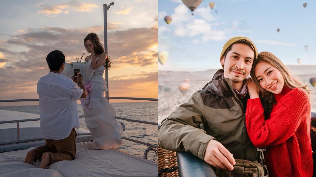 คู่รักดารา ดาราแต่งงาน เจ็ท-ณัฐพงศ์ เหมือนประสิทธิเวช แพทตี้-พิมพาภรณ์ เสริมพณิชกิจ