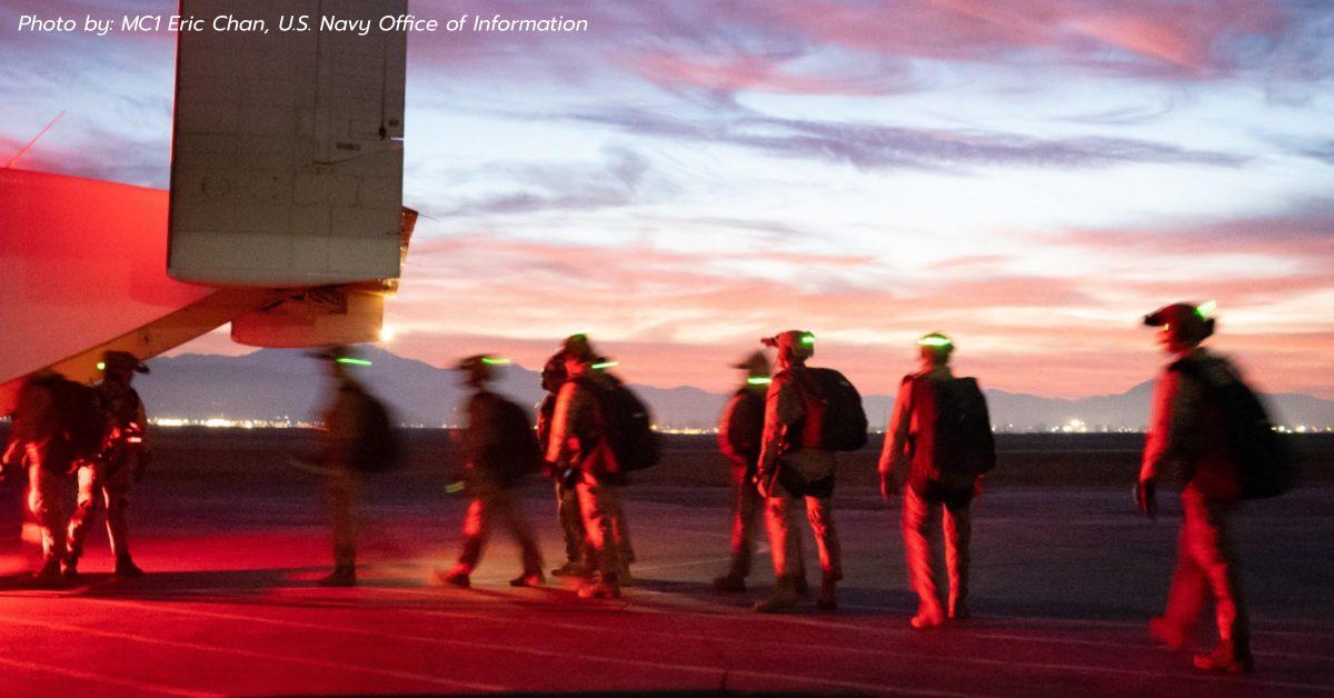 DEVGRU SEAL Team Six ซีลทีมซิกซ์ สหรัฐอเมริกา