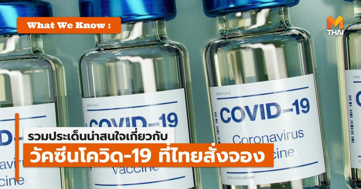 AstraZeneca Oxford วัคซีน โควิด-19