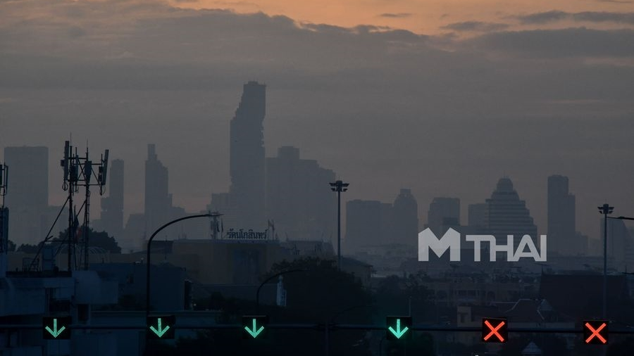PM 2.5 ฝุ่นละออง
