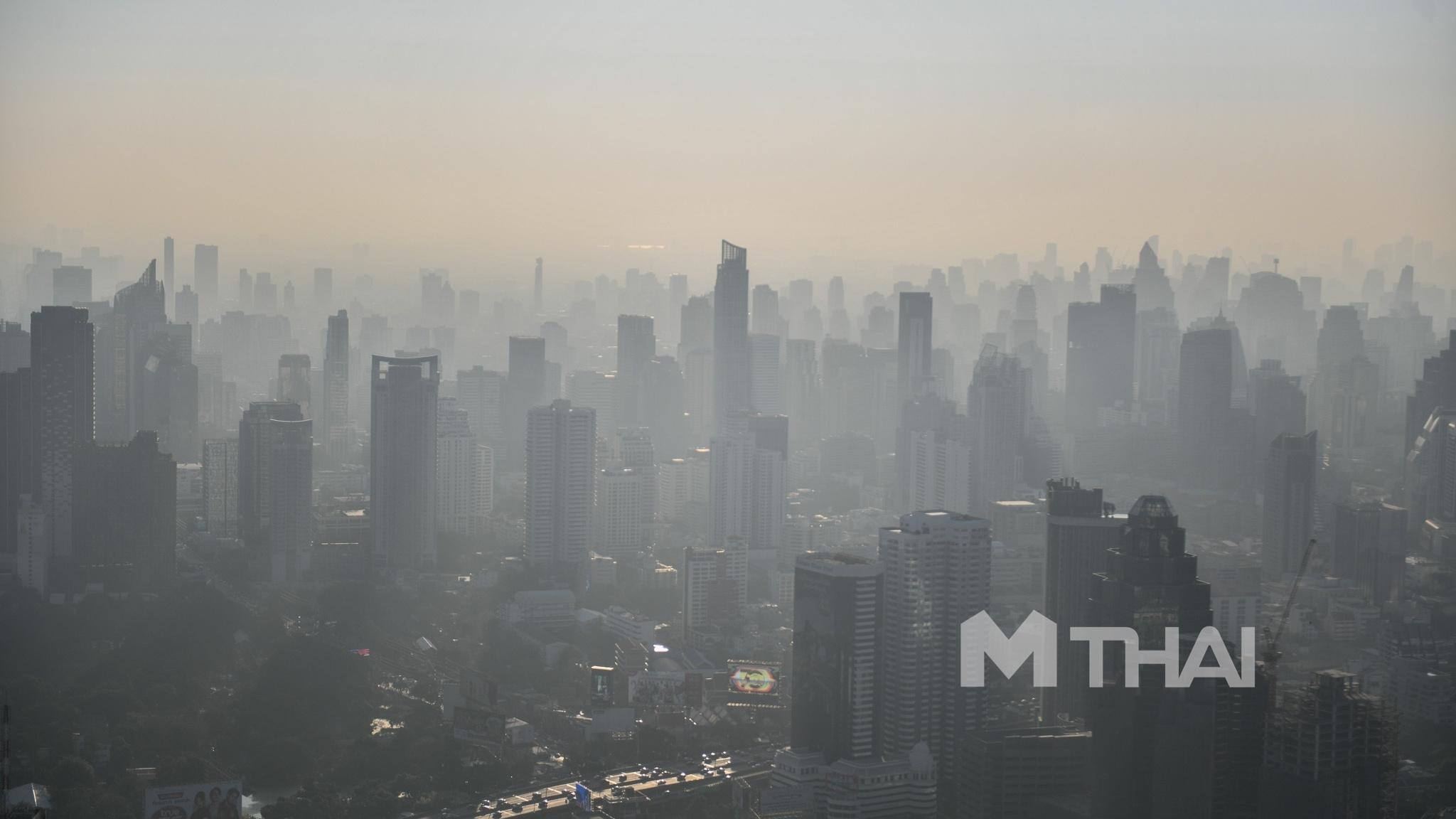 PM 2.5 ฝุ่น PM 2.5 มลพิษทางอากาศ